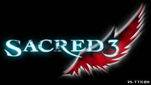 Скочать Sacred 3.torrent