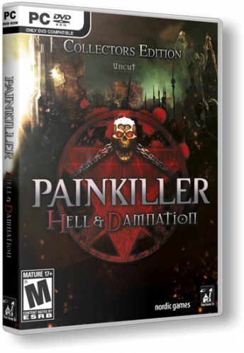 Скачать Painkiller Hell & Damnation. Collector's Edition (2012/PC/Repack/Rus) by R.G ReCoding.torrent