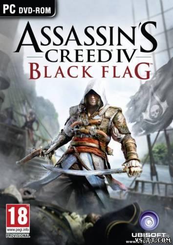 Первый геймплей-Assassin's Creed 4: Black Flag- смотреть онлайн в HD  качестве