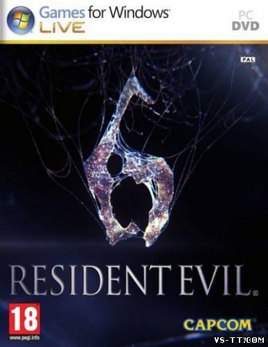 Скочать Resident Evil 6 [Update 1] (2013) PC | Патч torrent