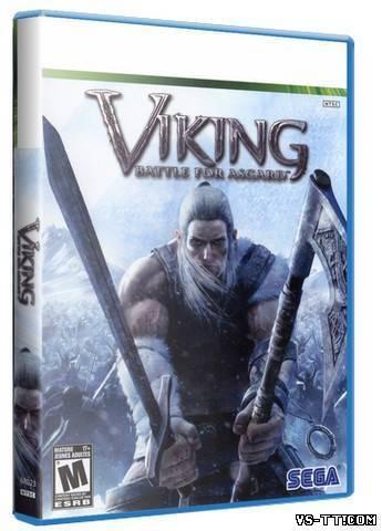 Скочать Viking: Battle of Asgard (2012/PC/RePack/Rus) by DangeSecond.torrent