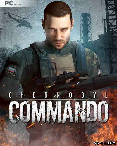 Скочать Chernobyl Commando (2012) PC   RePack от R.G. Element.torrent