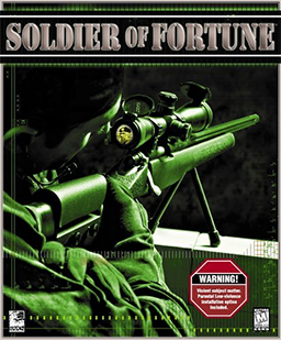 Скачать Soldier Of Fortune (2001/PC/Rus).torrent