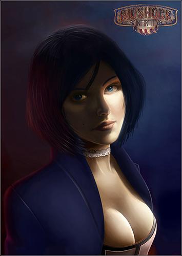 Скочать BioShock Infinite [SKIDROW] NoDVD.torrent