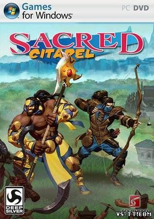 Скочать Sacred Citadel (2013) PC   RePack от R.G.OldGames.torrent