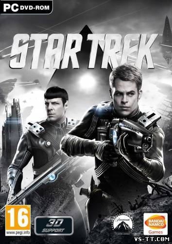 Скочать Star Trek: The Video Game (2013) PC | L by tg.torrent
