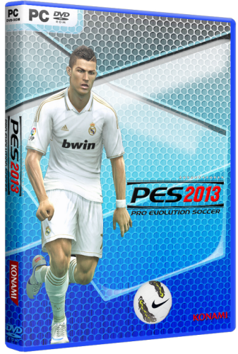 Скочать Pro Evolution Soccer 2013 (2012) PC | RePack от Fenixx.torrent
