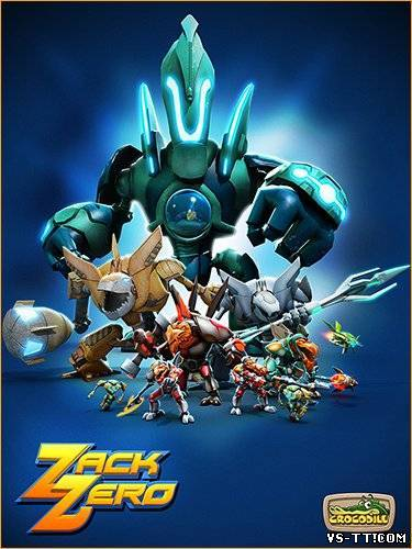 Скочать Zack Zero (2013/PC/RePack/Eng) by SEYTER.torrent