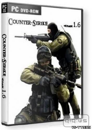 Скочать Counter-Strike 1.6 v43 [2013, RUS].torrent