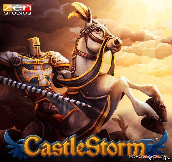 Скочать CastleStorm (2013/PC/Eng) by tg.torrent