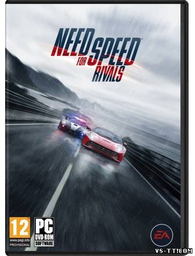 Скочать [UPD] Need For Speed: Rivals. Deluxe Edition (2013) PC | RePack от Fenixx.torrent