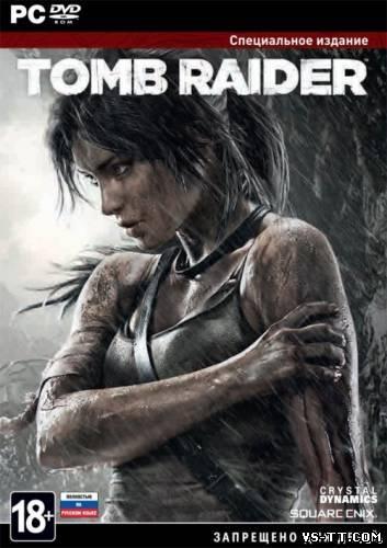 Скочать Tomb Raider [v.1.01.743.0   DLС] (2013/PC/RePack/Rus) by R.G. Games.torrent
