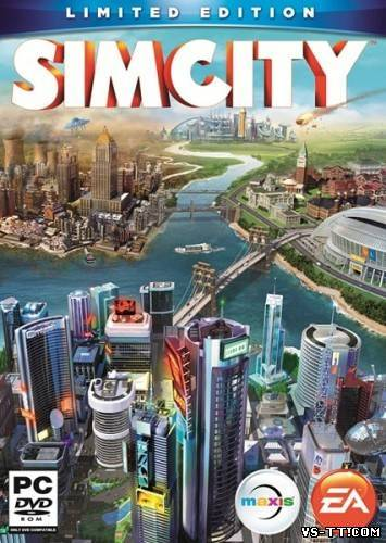Crjxfnm SimCity: Digital Deluxe [2013, RUS/ENG, L] by tg.torrent