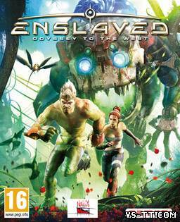 Скочать Enslaved: Odyssey to the West - Premium Edition (2013/PC/Rus) | 3xDVD5.torrent