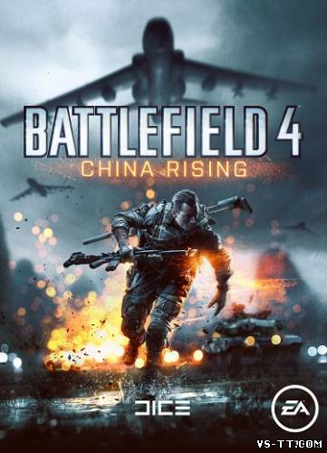 Скочать Battlefield 4 CHINA RISING (Electronic Arts) (RUS) (DLC) by tg.torrent