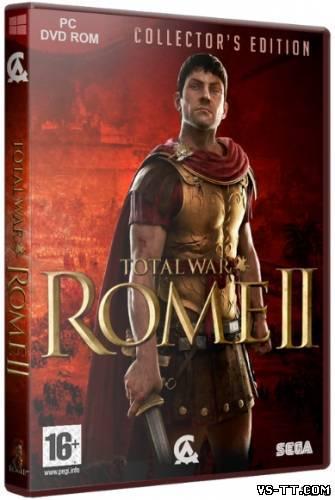 Скочать Total War: Rome II [v.1.8|8|+ 6DLC] (2013/PC/RePack/Rus) by R.G. Games.torrent
